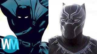 Secret Origins: Black Panther - Video