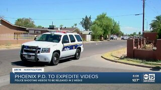 Phoenix Police Department to expedite videos