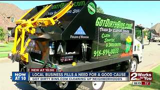 New local business making some noise and contributing to a good cause - Video
