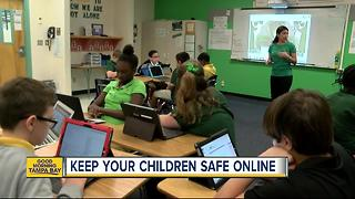 Google's new free Interland game will help keep your children safe online by teaching web smarts - Video
