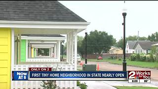 A neighborhood of tiny homes coming to Bartlesville