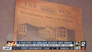 A history of healing soldiers' bodies and minds - Video
