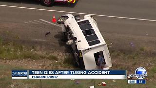13 transported as 3 vehicles, including small bus, collide on Highway 93 - Video