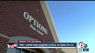 First junior high charter school in Hamilton County - Video