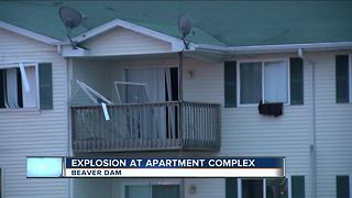 One dead after Dodge County apartment explosion - Video