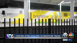 Brightline passengers speak about safety after recent deaths - Video