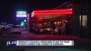 Berkley City Council to vote on plan to tear down homes for Vinsetta Garage parking