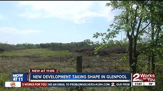 Major development project in Glenpool - Video