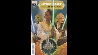 Star Wars: The High Republic -- Issue 1 (2021, Marvel Comics) Review