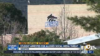 West Hills student arrested for LEGO gun threat