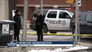 Store employee killed in north side Milwaukee homicide - Video