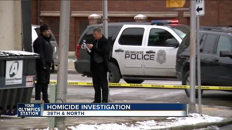 Store employee killed in north side Milwaukee homicide