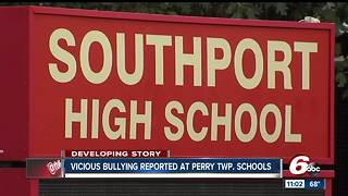 Vicious bullying reported at Perry Township Schools - Video