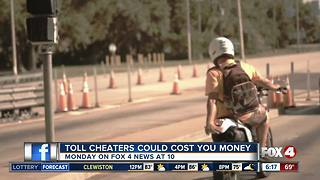 Preview: Toll cheaters could cost you money - Video