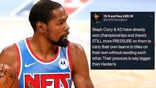 "Kevin Durant Blasts LeBron James' Friend CuffTheLegend With Savage Post Calling Him An ""Average Fan"""