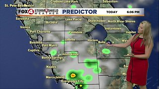 FORECAST: Warm & humid to end the week