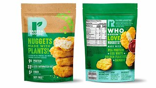 Tyson launches its first plant-based protein brand