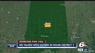District 7 voters demand attention to a number of issues including transportation and jobs - Video