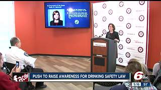 Community pushes for underage drinking safety law - Video