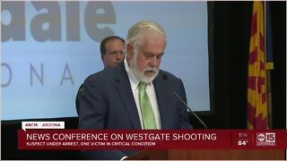 Police give update on Westgate Entertainment District shooting
