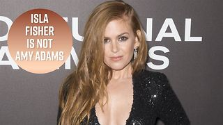 Lady Gaga thought Isla Fisher was actually Amy Adams - Video