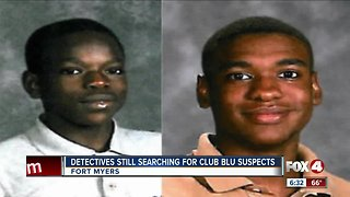 Police are still searching for club Blu shooter