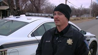 Community Heroes: TPD Helps Family Fix Car - Video