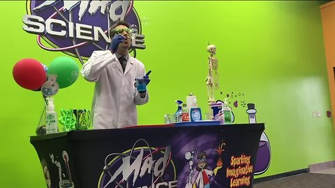 Demand up for Mad Science during COVID-19 school closures