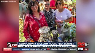 Kern County Museum to host Village Flea Market Sunday