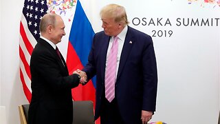 Trump jokes about Putin about tampering with U.S. elections