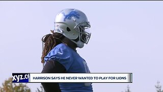 Damon 'Snacks' Harrison never wanted to play in Lions defense