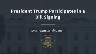 President Trump on Omnibus Spending Bill - Video