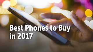 Best Phones to Buy in 2017 - Video