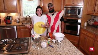 Halloween voodoo cookies with Elissa the Mom | Rare Life - Video
