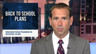 Wauwatosa School Board approves phased-in plan for schools
