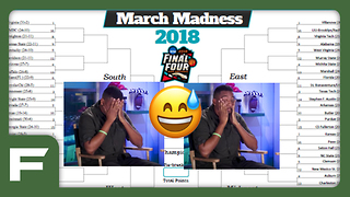 Fumble's March Madness Bracket Breakdown 2018: Join The Madness! - Video