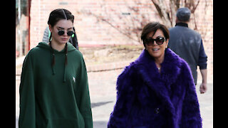Kendall Jenner praises mother Kris in birthday tribute: 'I want to be exactly like you'
