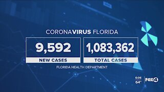 The latest in coronavirus news