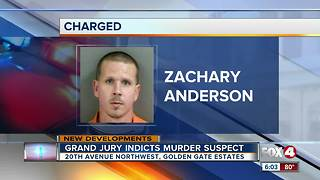 Grand Jury Indicts Murder Suspect