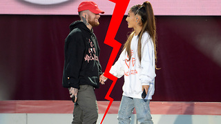 Ariana Grande & Mac Miller BREAK UP!