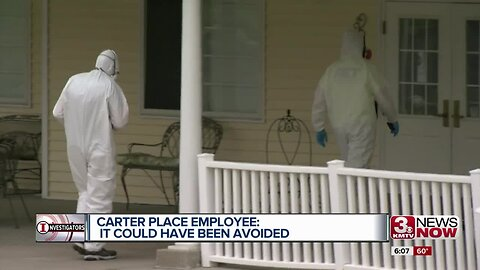 Employee: 'Blatant neglect' led to outbreak at Carter Place