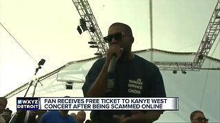 Kanye West makes surprise announcement, holds 2nd free concert in Detroit tonight
