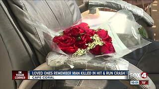 Friends remember man killed in hit and run crash