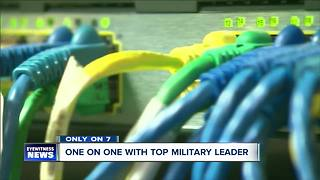 One On One with Naval Leader - Video
