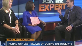 Ask the Expert: Dealing with post-holiday bills - Video