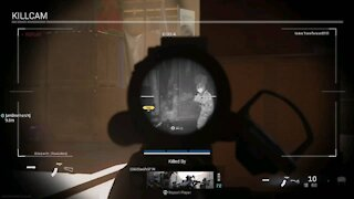 COD:Modern Warfare gameplay