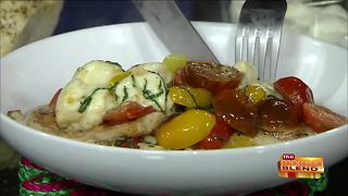 A Light, Flavorful, and Seasonal Chicken Dish - Video