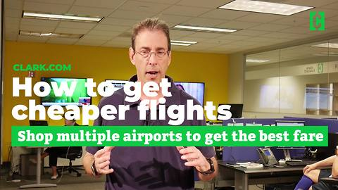 How to find cheaper flights