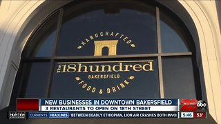 New developments coming to downtown Bakersfield