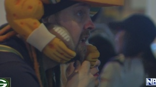 Despite Packers Loss, Fans Still Support Their Team - Video